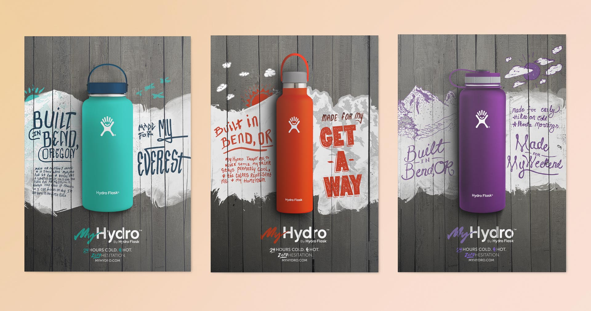 poster series set