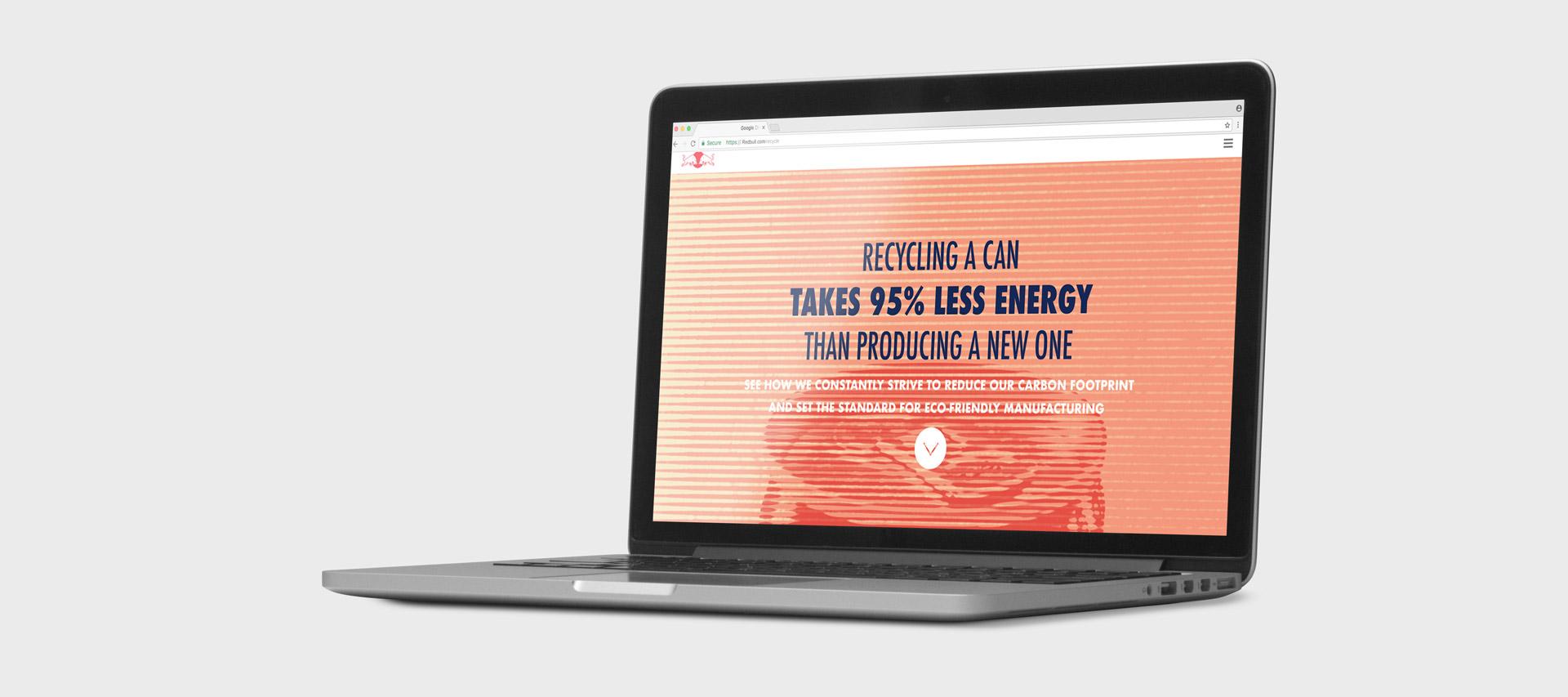 micro-site landing-page web gradient typography cta