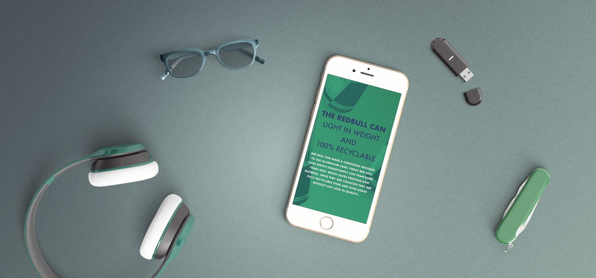 web mobile responive example