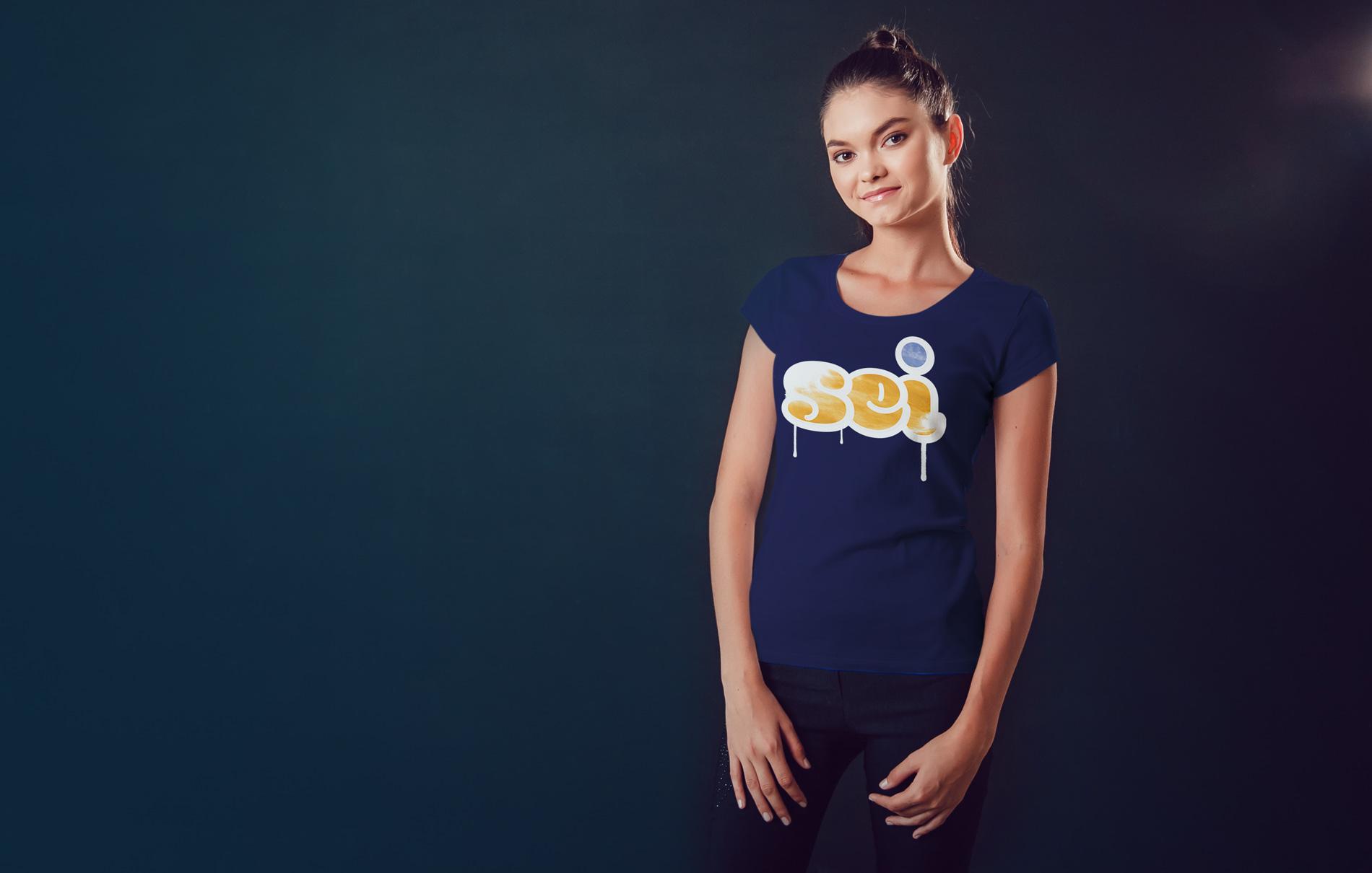 shirt design clothing model photo