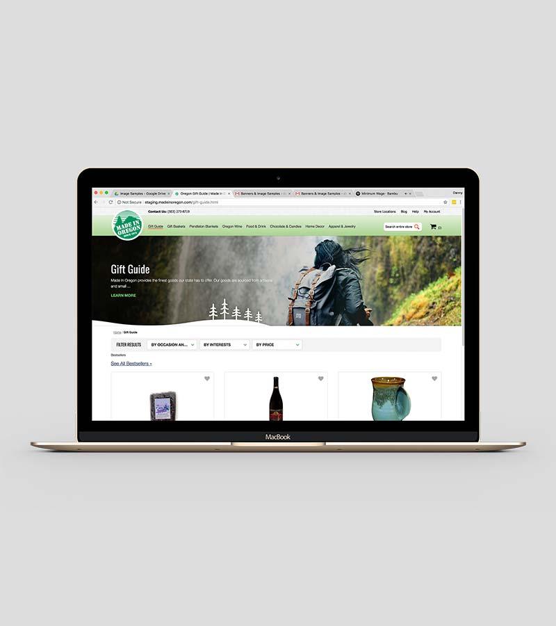 Branding Web Design Thumbnail